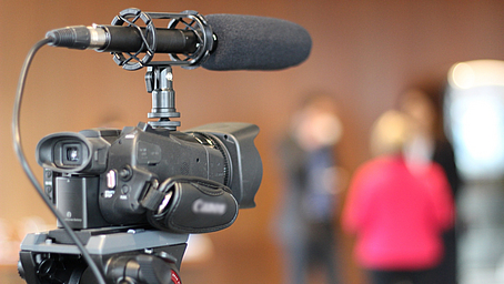 Lernvideos: Nach der Aufnahme beginnt die Arbeit